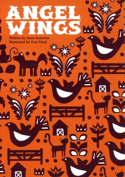 Angel Wings book cover